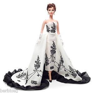 Barbie Collector Audrey Hepburn SABRINA Doll - BRAND NEW & NRFB!!