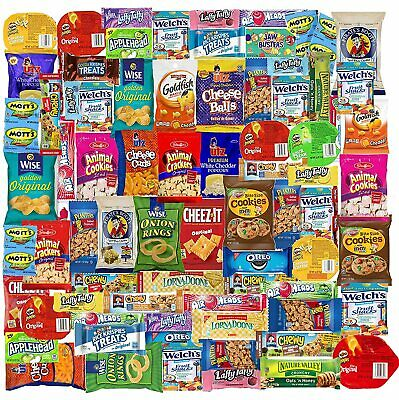 Blue Ribbon Care Package 90 Count Ultimate Sampler, Fun Variety Pack