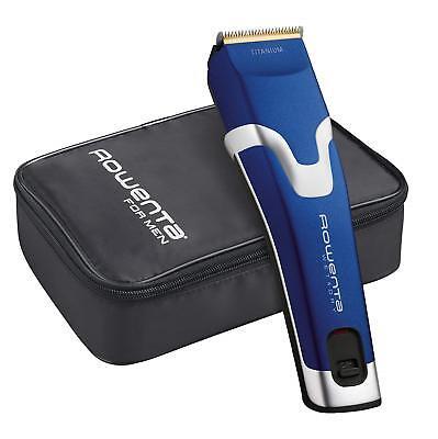 Rowenta Wet & Dry TN5120F0 - Cortapelos cuchillas recubrimiento titanio, incluso