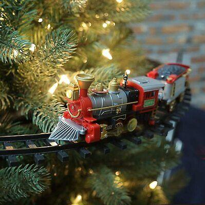 Christmas Tree Train Set 9 ft. Tree or Floor Mount