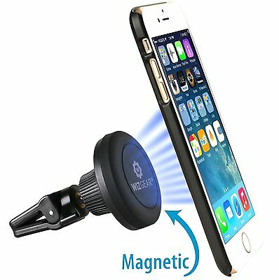 WizGear Universal Twist-lock Air vent Magnetic Car Mount Holder For - Twist Lock Holder