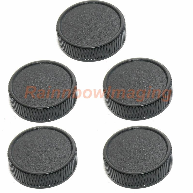 5 Packs x Lens Rear Cap for M42 42mm Screw Mount Lens helios 44 m42 Lens