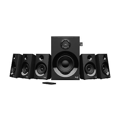Logitech Z607 5.1 Surround Sound Lautsprecher (Bluetooth) (Surround-sound-lautsprecher Logitech)