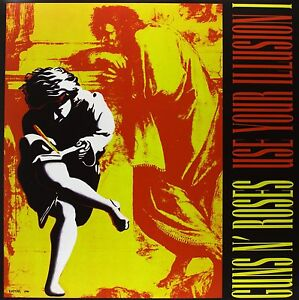GUNS-N-ROSES-Use-Your-Illusion-One-1-I-180g-Double-Vinyl-LP-MP3s-NEW-SEALED