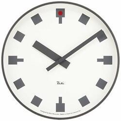 Lemnos Hibiya Tokyo Wall Clock Japan WR12-03 JAPAN NEW w/Tracking Free Shipping