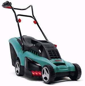 Bosch Rotak 34 Electric Lawn Mower - 1400W - Brand New In Box Forest Hill Whitehorse Area Preview
