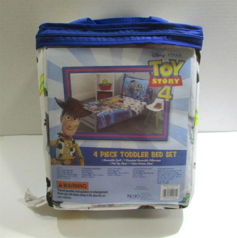 Disney Toy Story Team Toy Kids Bedding Set (4 Piece)