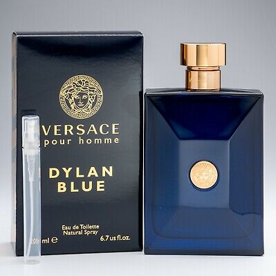 Versace Dylan Blue 5ml Sample