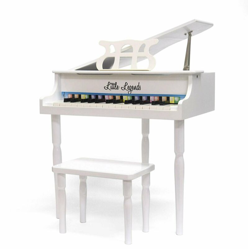Little Legends LLBGD303W 30-Key Baby Grand Toy Piano