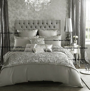 kylie minogue new design alexa silver stunning bedlinen. Black Bedroom Furniture Sets. Home Design Ideas