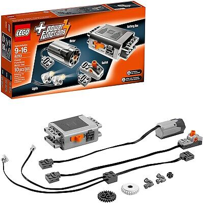 LEGO Technic Power Functions Motor Set (8293) - All New Components