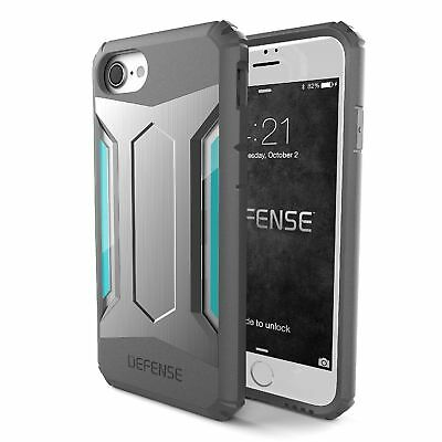 X-Doria Full Body Military-Grade Defense Gear Cover Case For iPhone 7/7+ GENUINE