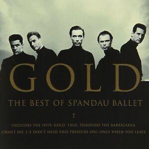 SPANDAU BALLET GOLD THE BEST OF CD ALBUM