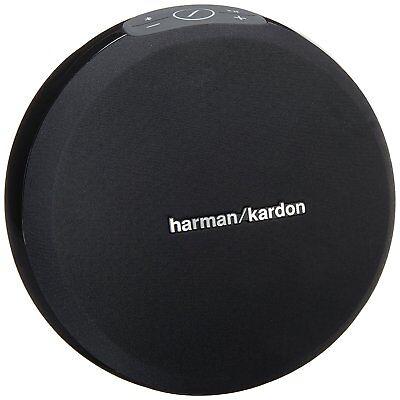 Black Compact Loudspeaker (HARMAN KARDON OMNI 10 COMPACT BLUETOOTH PORTABLE WIRELESS POWERED LOUDSPEAKER )