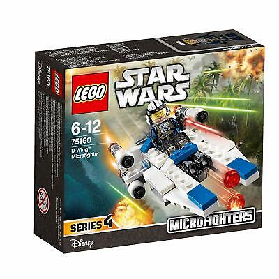 Lego 75160 Star Wars U Wing Micro Fighter Sealed Complete