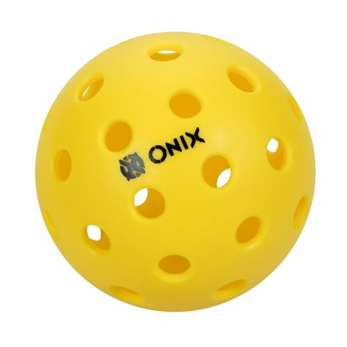 Onix Pure 2 Outdoor Pickleball Balls 6-Pack Extremely Durable Pickle Balls