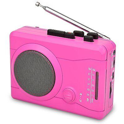 Portable Radio Cassette Tape Player Converter Recorder to Digital MP3 Cassette Tape To Mp3 Converter
