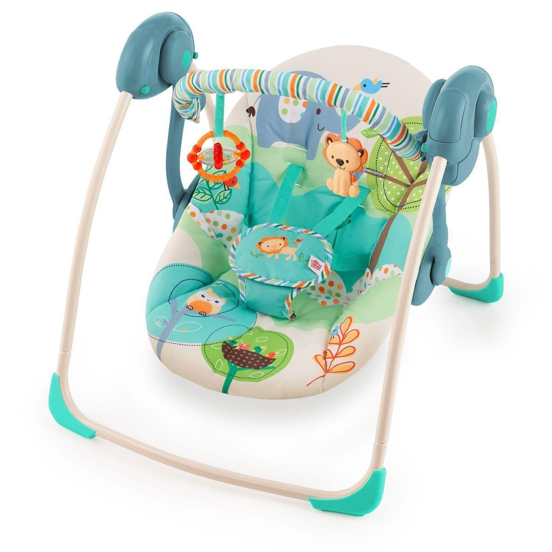 Top 5 Baby Swings