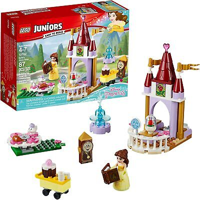 LEGO Juniors Belle's Story Time 10762 Disney Princess Beauty and the Beast New