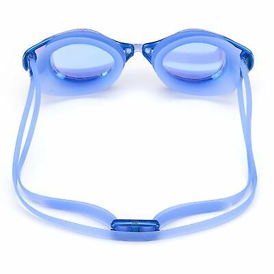 Swimming Goggles with Anti Fog and Adjustable Nose Piece UV Protection (Goggles With Nose Piece)