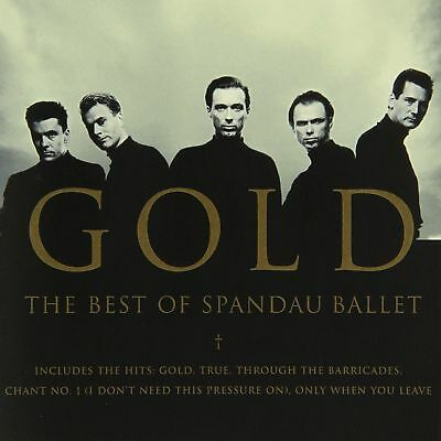 SPANDAU BALLET GOLD THE BEST OF DOUBLE VINYL LP (Greatest Hits) (8/6/2018)