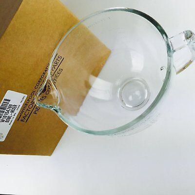 W10154769 - KitchenAid 5 QT Glass Mixer Bowl