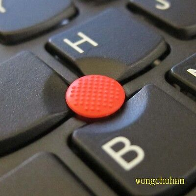 10Pcs Red Caps For Lenovo IBM Thinkpad Mouse Laptop Pointer TrackPoint Cap