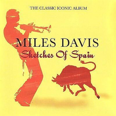 Miles Davis - Sketches Of Spain (180g Vinyl LP) NEW/SEALED