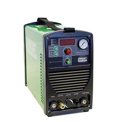 Everlast Superultra 206si 200 Amp Dc Tig Stick Welder 50 Amp Plasma Cutter