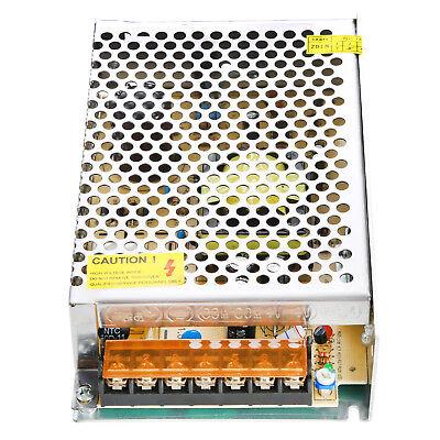 Ac 110220v To Dc 12v 10a 120w Voltage Transformer Switch Power Supply Converter
