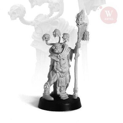 """Preacher Ignacius Fahrnsworth Imperium Armee Artel """"W"""" Miniatures AWM023"""