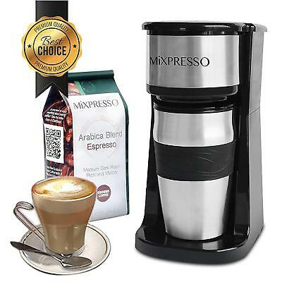 Single Serve Coffee Maker Cup Automatic Coffee Brew Machine With Personal Mug