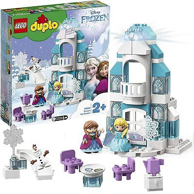 LEGO Duplo Princess Tm Frozen Castle Of Ice Palace Of Princess Construction