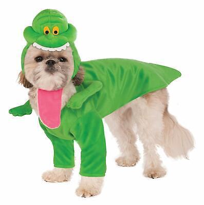 Slimer Dog Costume (Ghostbusters Slimer Dog Costume - L - Green Ghost - Halloween - Rubie's -)