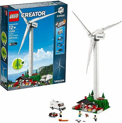 Lego Creator Expert 10268 Wind Turbine 826 Pieces | Brand New in Retail Box