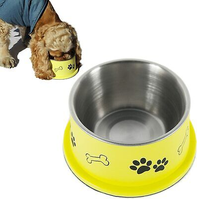 Spaniel Bowl for Long Ear Dog - Ergonomic Personalized Custom Design Bowls,...