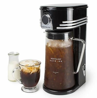 Iced Coffee Maker Zoku Nostalgia Cold Brew Ice Large Best Instant Fast