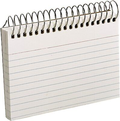Oxford Ruled Index Card 3 X 5 White 50pack Pk - Ess40282