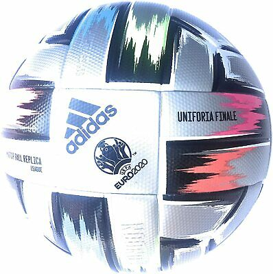 Summit Football Ball Size 5 White Blue Soccer Training Balls SENT INFLATED