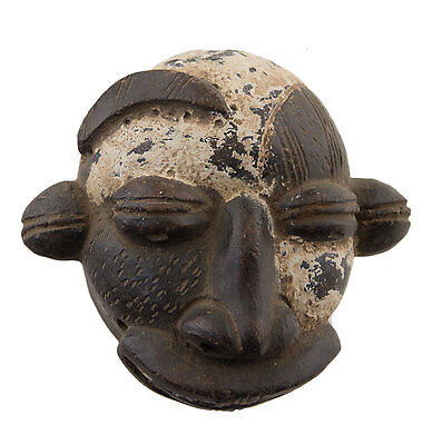 Mask african passport Grade terracotta Earth cotta Art First 6373 E9B