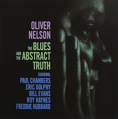 OLIVER NELSON The Blues And The Abstract Truth LP Vinyl NEW 2017