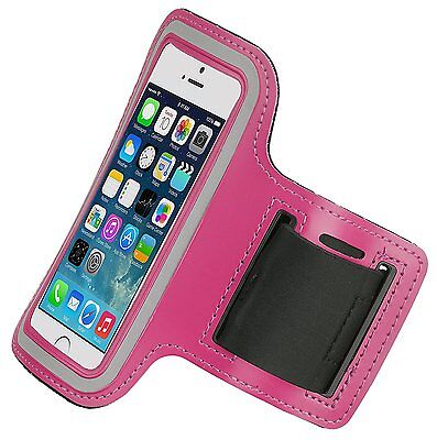 Kitsound Sport Armband für IPHONE 5S,5 AND 5SE Pink (Rosa Iphone 5s Armband)