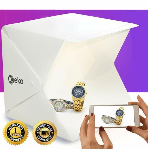 Lightbox for product photography - Portable photo studio - Photo box - Photo lig