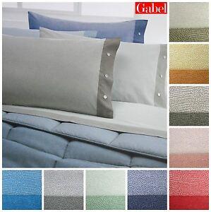 Lenzuola 1 piazza e mezza flanella gabel 180x285 chromo beige blu arancio ebay - Lenzuola flanella letto singolo ...
