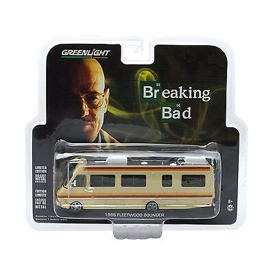 Breaking Bad Walter White Wohnmobil 1968 Fleetwood Bounder RV 1:64 Greenlight (1 64 Rv)