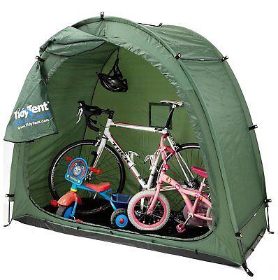 ROB MCALISTER Tidy Tent Aufbewahrungs - Garagenzelt 167x200x80 cm bis zu 3 Räder