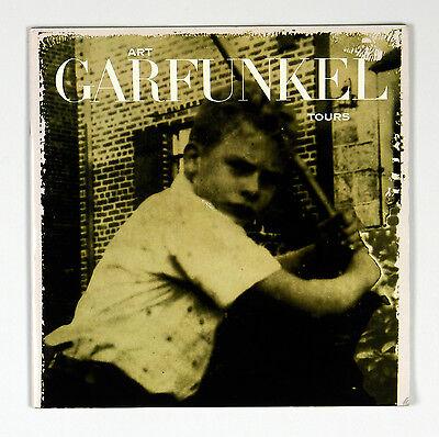 Art Garfunkel 1988 Lefty Tours Program Book