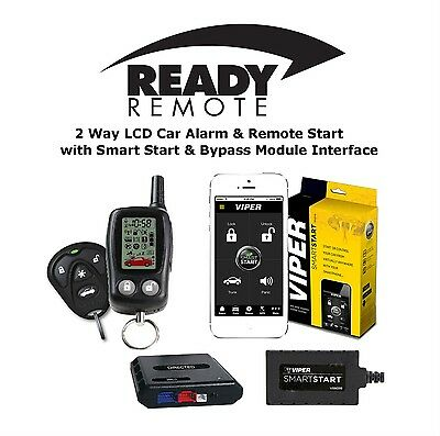 Ready Remote 5303R 2 Way Car Alarm Remote Start Viper VSM200 SmartStart & DBALL2
