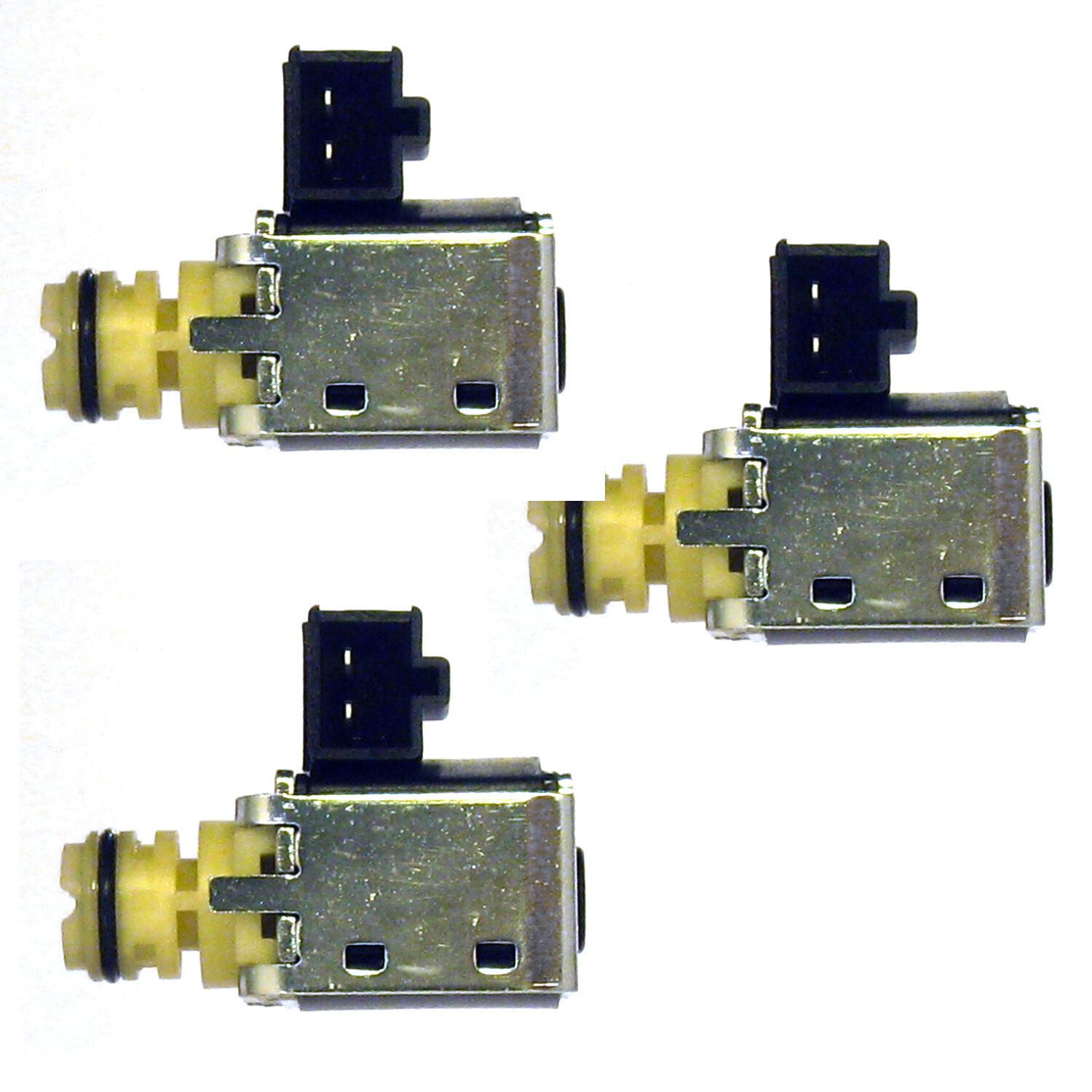 4t60e 1-2 2-3 Shift Solenoids And Tcc Solenoid 1991 And Up 3 Pieces Gm