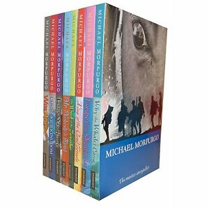 Michael Morpurgo Children Collection 8 Books Box Set -War Horse, Long Way Home